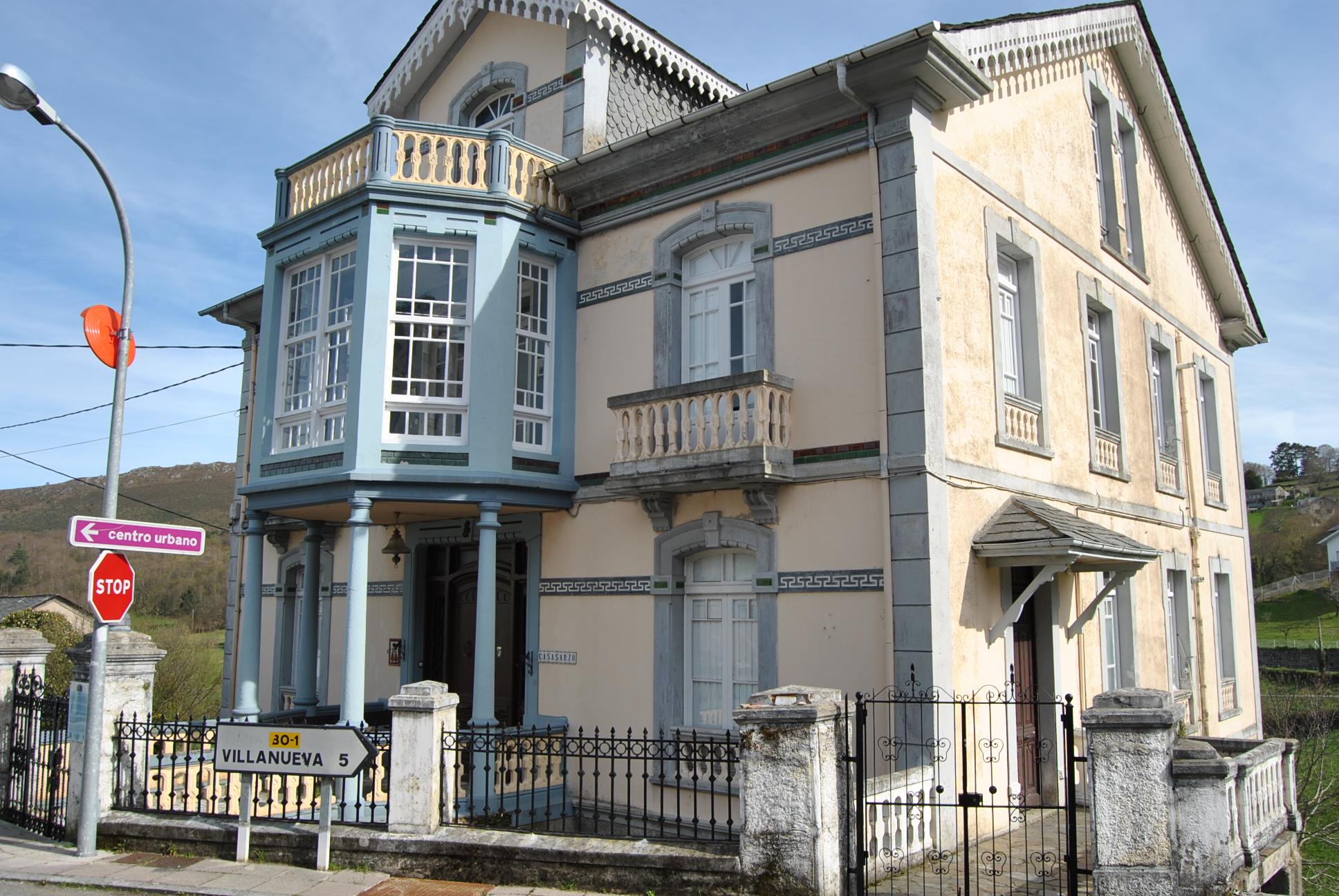 Casa Sanzo